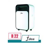 Кондиционер мобильный  IDEA IPN2-09ER