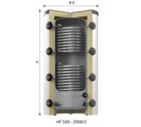 Буферная емкость Reflex Storatherm Heat HF 500/2 теплообм