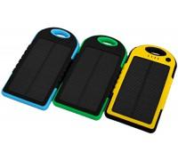 Солнечное зарядное устройство Power Bank Solar Charger ES 500 5000 mAh