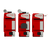 Твердотопливный котел ALTEP TRIO UNI Plus 65