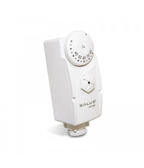Механический термостат для управления циркуляционным насосом SALUS AT10