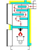 Твердотопливный котел LOGITERM maxiMAX HYDRO 16