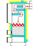 Твердотопливный котел LOGITERM standard MAX 16