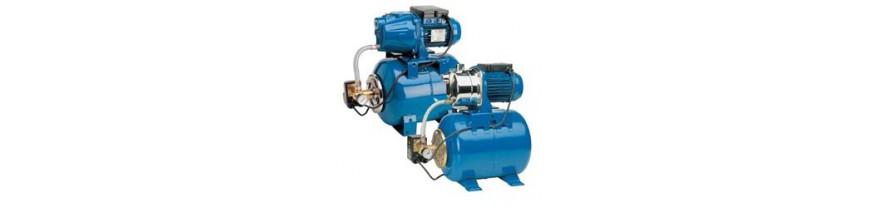 Станции автоматического водоснабжения