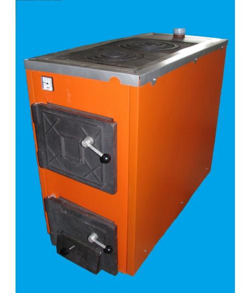 Твердопаливний котел ТермоБар АКТВ -20 (2 комф.)