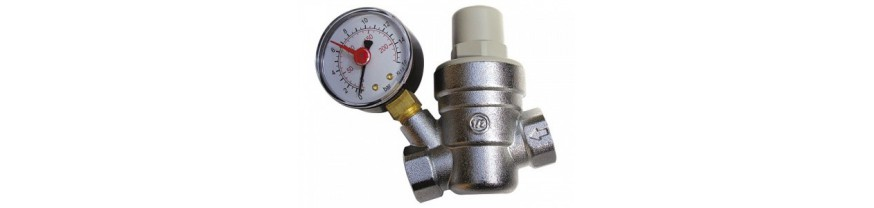 Регуляторы и редукторы давления воды