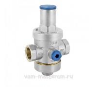 Редуктор давления воды поршн. типа Officine Rigamonti PN 25 ВР