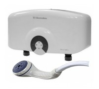 Проточный водонагреватель Electrolux Smartfix 6,5 S-душ