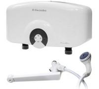 Проточный водонагреватель Electrolux Smartfix 6,5 TS кран+душ