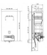 Газовая колонка Bosch Therm 4000 O WR 15-2P